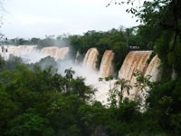 Iguacu, Waterfalls